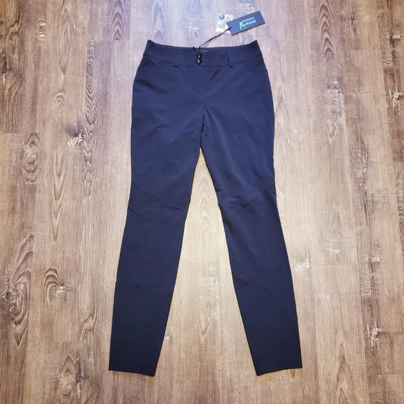 Guess by Marciano Pants - MARCIANO BLACK TAPERED DRESS TROUSERS SZ 2 NWT